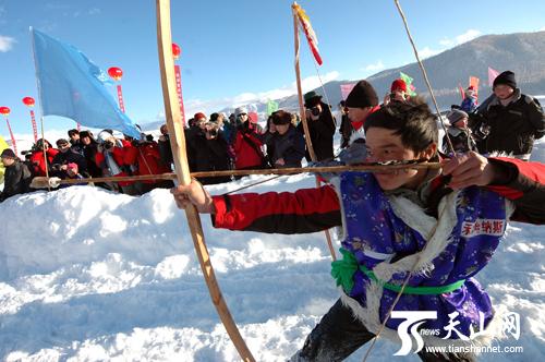 第四屆喀納斯冰雪風情旅游節開幕 感受禾木冬季魅力