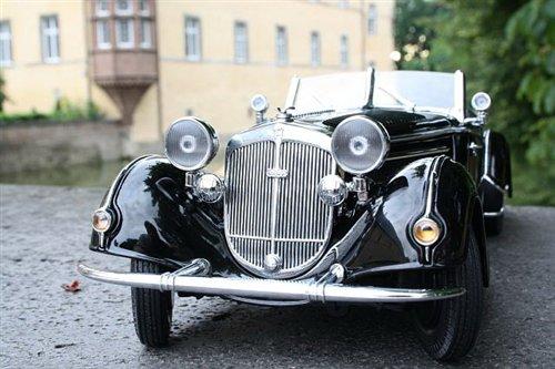 铸就豪华车典范 德国霍希品牌历史简介-汽车频道-和讯