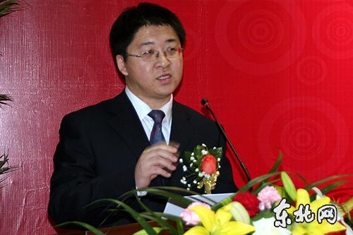 我的东北岳�_东北网总编辑助理,新闻中心主任岳同明介绍东北网情况.