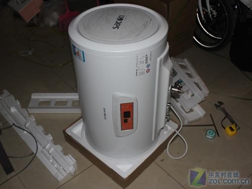 暖身更暖心 zol新春电热水器横评上篇