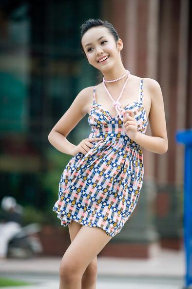 越南美女比想象中的开放