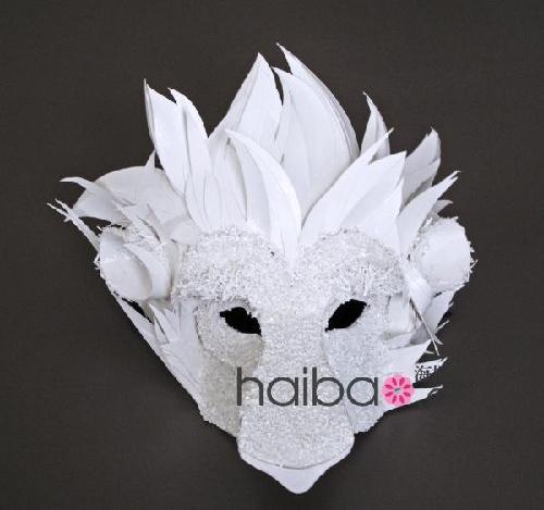 从发型到动物面具,paper