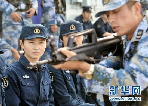 中国海军有几艘军舰