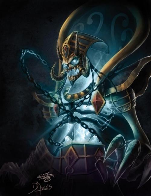 《魔兽世界》8张全新玩家精美手绘欣赏