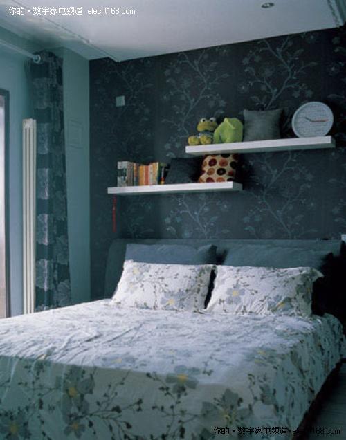 绝美设计 2011最具时尚感卧室装修图赏