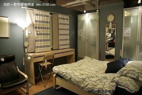 2011最具时尚感卧室装修图赏(七)