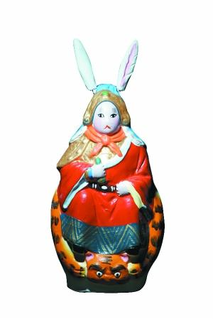北京民众心目中草根神仙兔爷成新春吉祥物(图)