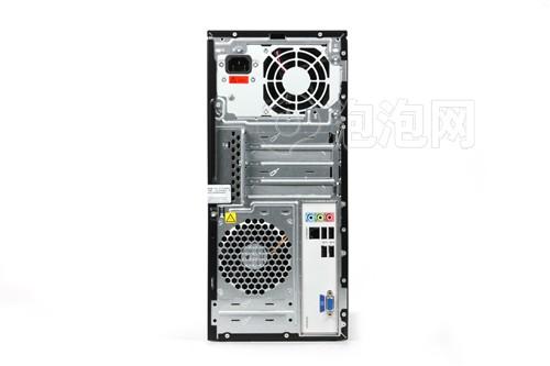 下面我们来看下惠普g2060cx的机箱内部硬件布局,拧下几个螺丝就能