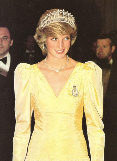 戴安娜王妃 奢华皇冠鉴赏