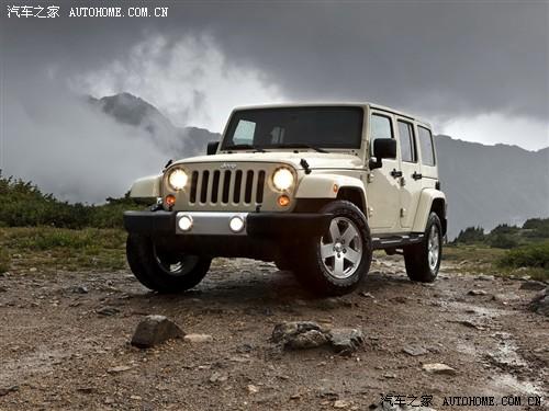 『Jeep吉普 牧马人 2011款 3.8四门版 Sahara 』-2011款牧马新车到店 图片