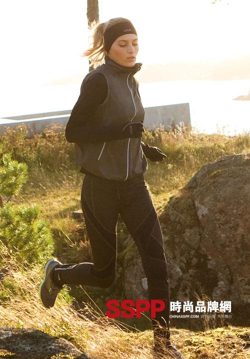 瑞典Casall品牌运动装2011春夏新品系列