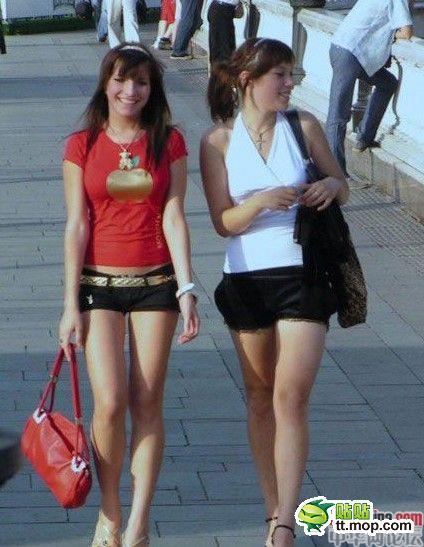 俄罗斯女人平均身高
