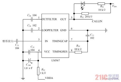 噪声双运算放大器ne5532