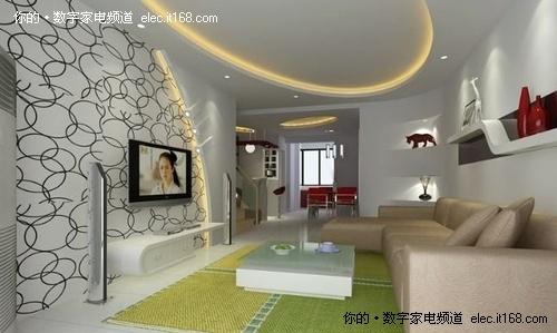 个性+前卫 2011年最新客厅装修效果图赏-科技频道