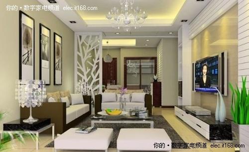2011年最新客厅装修效果图赏