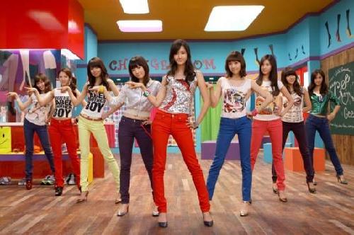 极致魅惑的韩国八大人气美少女组合-新闻频道