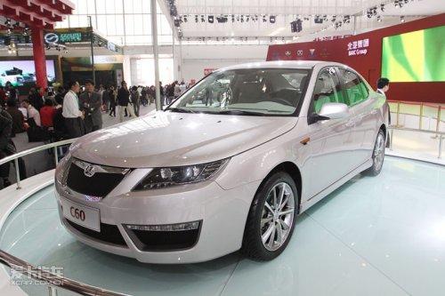 北京汽车自主品牌轿车c60c70手稿曝光 高清图片