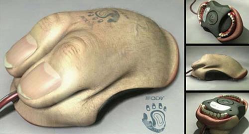 奇趣鼠标 超个性创意设计
