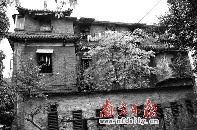 南方日报约请古建筑研究专家及广州近代史研究专家