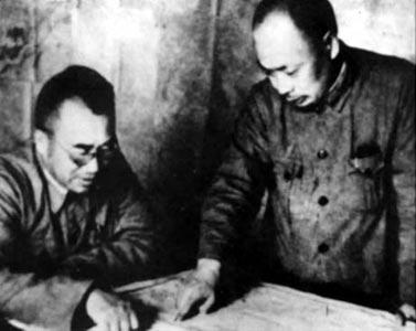"""1948年陈毅谈""""三野""""装备 ..."""
