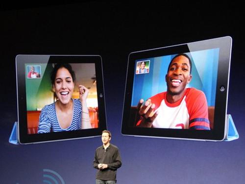 拍照以及photo booth拍照特效   支持facetime视频通话,与iphone4