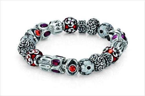 Pandora男士手链-春天来了 值得男人花费的三条手链