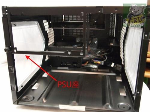 模块结构加超强散热 tt最强小机箱a30