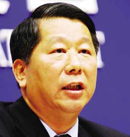 证监会主席尚福林