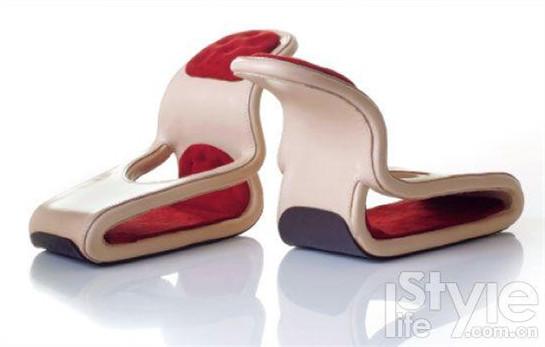 有关鞋子的创意画