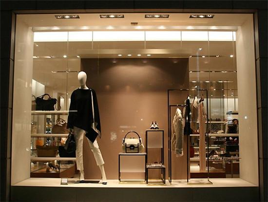 奢华大牌 2011名店橱窗秀图片
