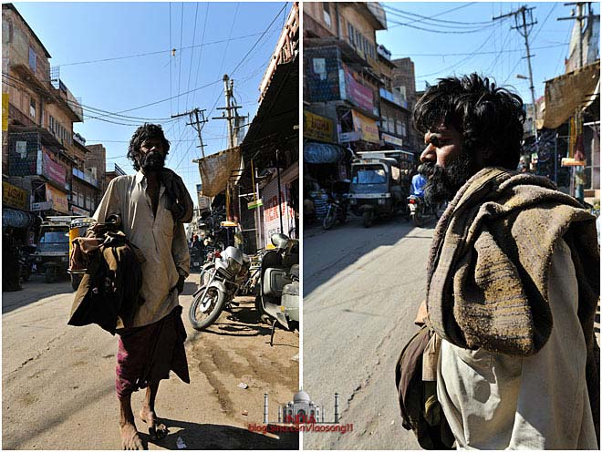 探寻印度街头形形色色的乞丐-新闻频道-和讯网