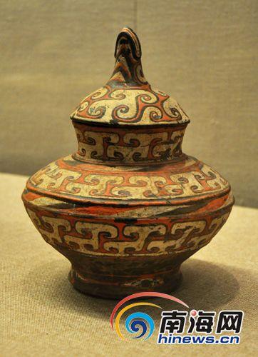 考古中华27日海口展出 400多件文物亮相