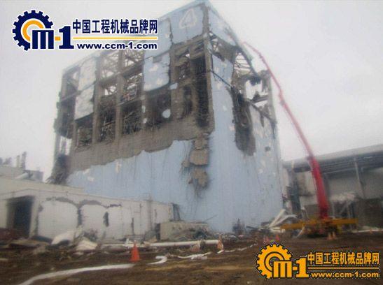 福岛核电站的事故发生后,日本东京电力公司第一时间向普茨迈斯特