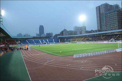 拥有接近80年历史的广东省人民体育场