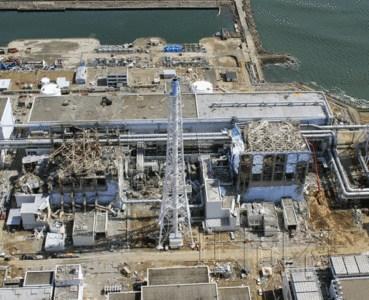 无人飞机拍下150张福岛核电站事故照片