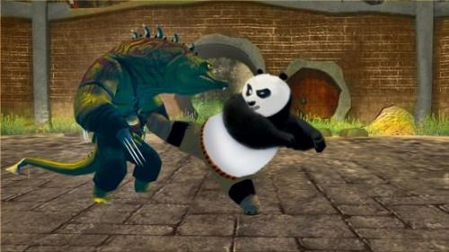 《功夫熊猫2》游戏公布 首批截图欣赏