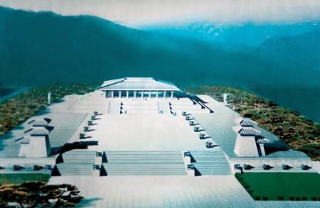 西安黄帝陵宿命攻略图片
