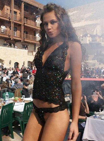高清直击:开放时尚在中东