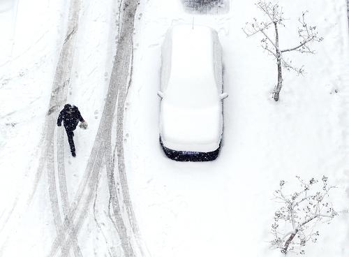 乌鲁木齐大雪