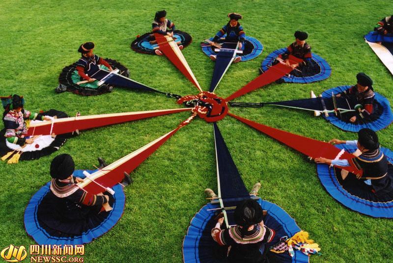 四川昭觉县将举办彝族服饰文化节