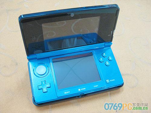 次世代3d游戏机+任天堂3ds价格仅2080元