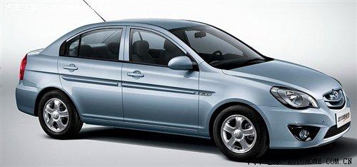 『北京现代2011款雅绅特』-韩系小型车来袭 起亚K2 现代雅绅特解析