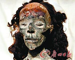 最美古埃及王后并不完美图片