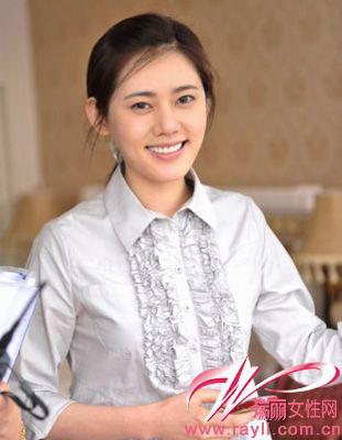 《回家的诱惑》女主角秋瓷炫发型-回家的诱惑