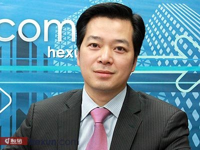 深圳市合赢投资管理有限公司总经理 曾昭雄(和讯基金配图)
