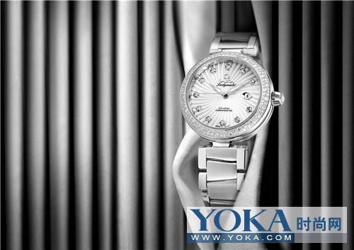 欧米茄推出 明亮之蓝 腕表