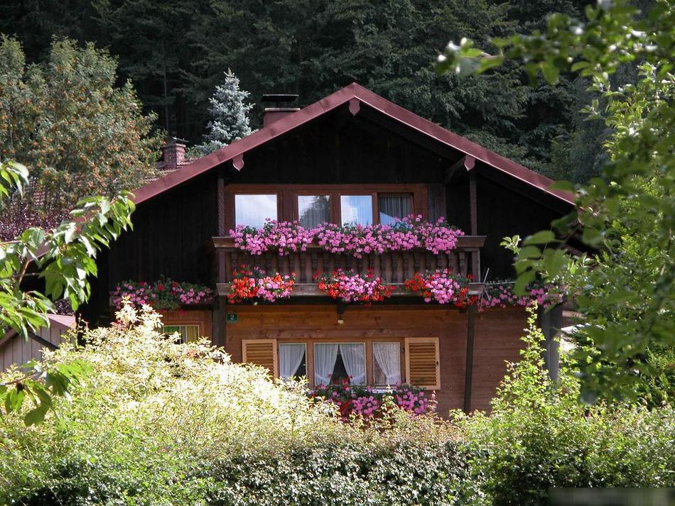 实拍德国最富裕的地区 风景如画【高清】