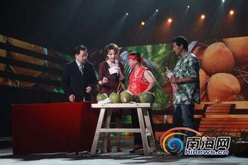 《欢乐中国行·魅力三亚》明日播出 由董卿主持