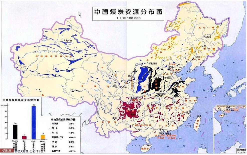 中国飞机场分布