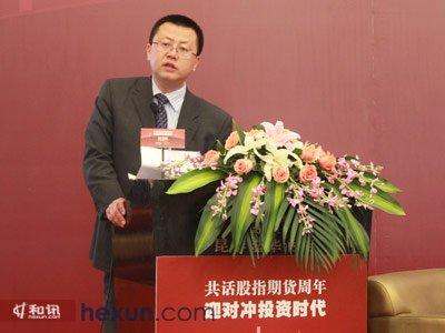 和讯网总编辑兼副总经理王炜